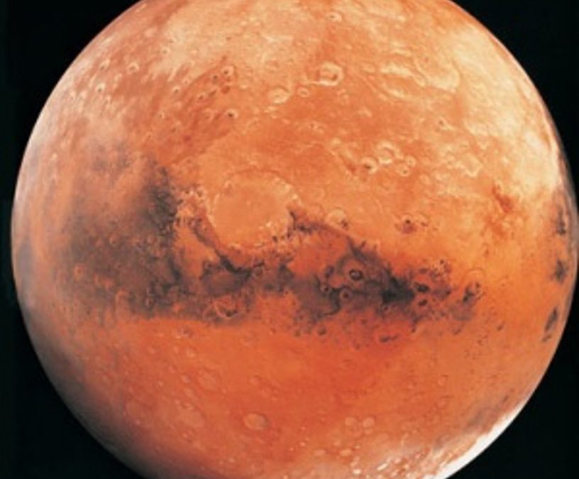 Martian Concrete How to Make Concrete on Mars!