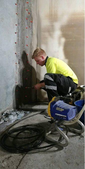 A Truism: Modern Concrete Cracks and Concrete Leaks!